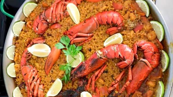 Sugerencia del chef - El Cubano Playa, La Manga
