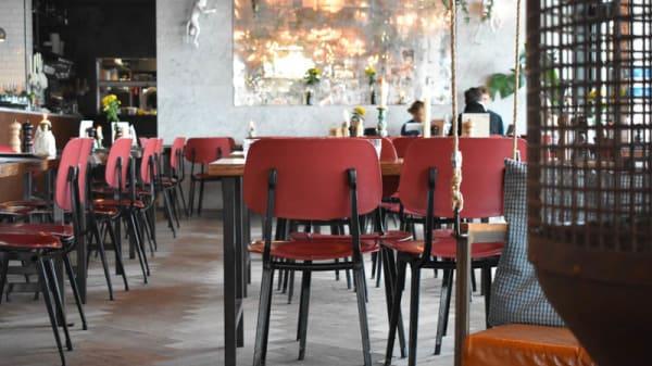 Het Restaurant - Meneer Nieges, Amsterdam
