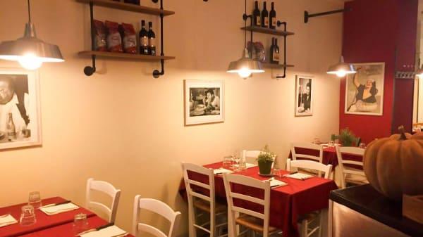Vista sala - Er Polpetta dal 1987, Rome