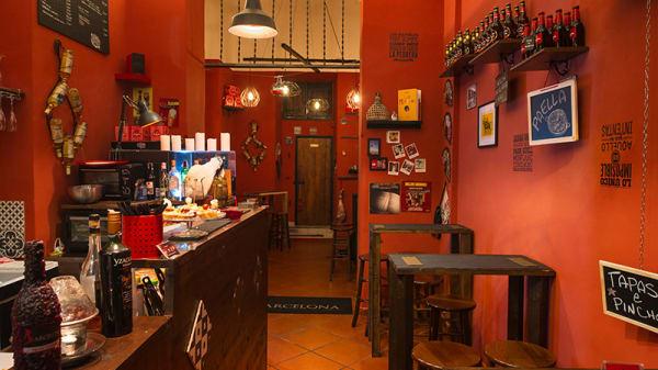 La sala - Barcelona En Tu Mano, Rome