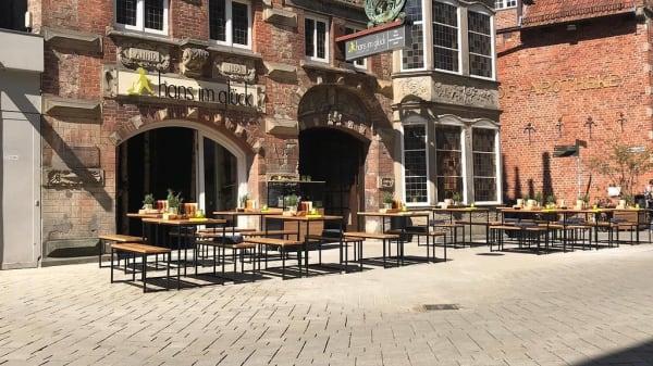 Eingang - HANS IM GLÜCK Burgergrill & Bar - Oldenburg LANGE STRASSE, Oldenburg