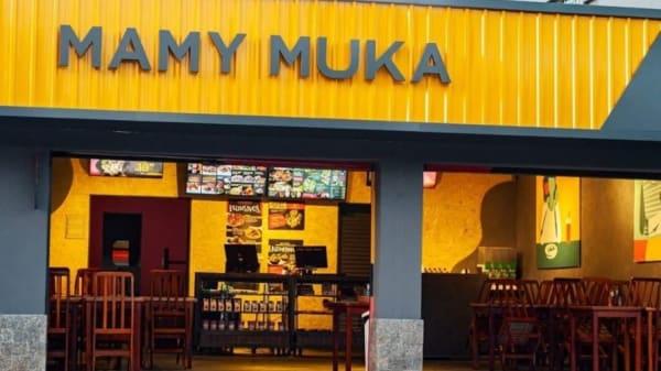 Entrada - Mamy Muka, São Paulo