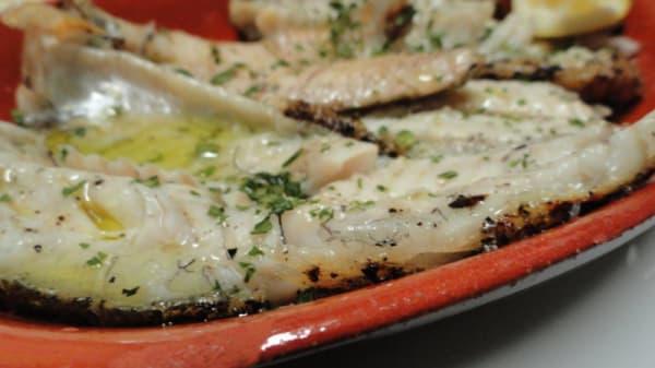 Suggerimento dello chef - Pesce d'Oro, Chiusi