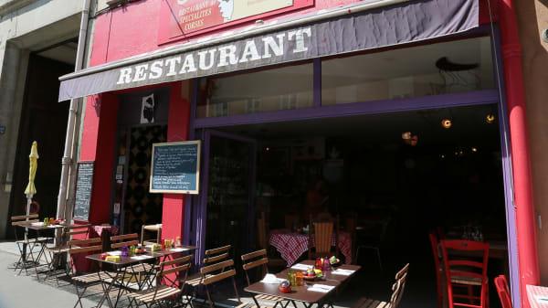 Bienvenue au restaurant Chez Eux - Chez Eux, Lyon