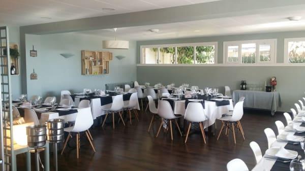 Sala restaurante - El Balcó de Premià de Dalt, Premiá de Dalt