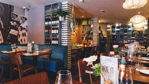Het restaurant - Arneym, Arnhem