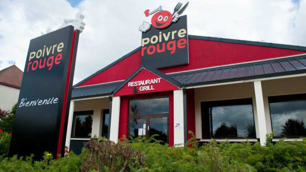 Entrée - Poivre Rouge Belleville, Belleville