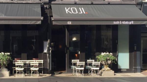 Koji, London