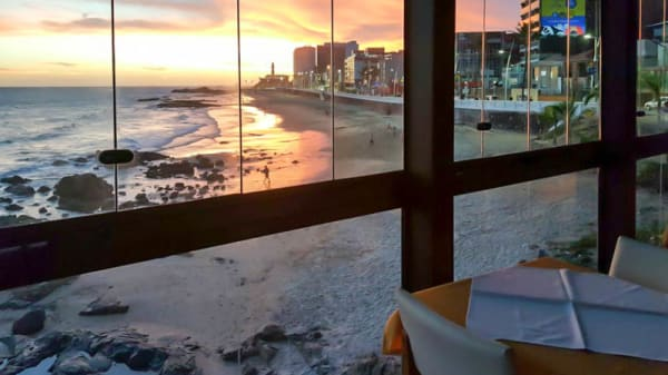 Vista da sala - Barravento, Salvador