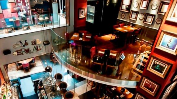 vue d'ambiance - Hard Rock Cafe Brussels, Brussels