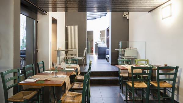 Vista della sala - Il Giardino di Gio, Milan