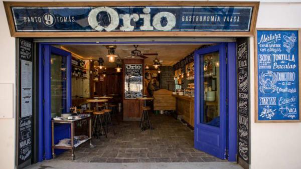 Entrada - ORIO Sevilla, Sevilla