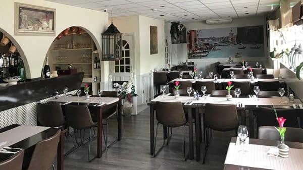 Het restaurant - La Piazza, Capelle aan Den IJssel