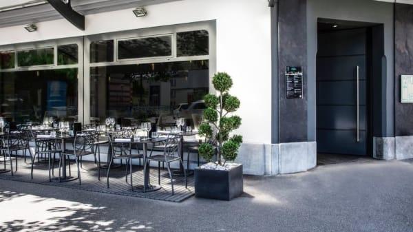 Terrasse - Sushizen Grancy, Lausanne