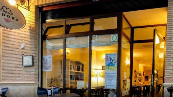 Entrada - Lidora Café, L'Eliana