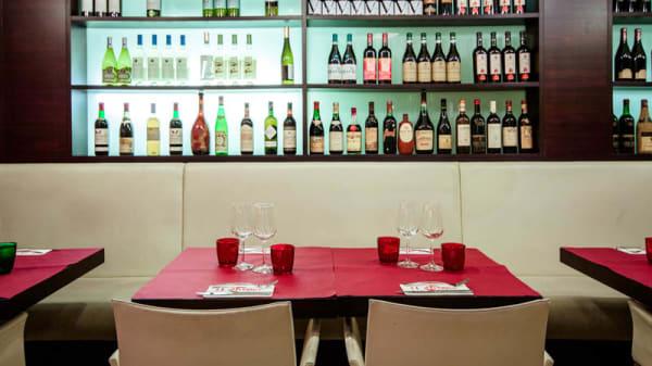 Vista sala - Il Dinner, Rome