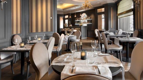 Salle du restaurant - Le 47, Paris