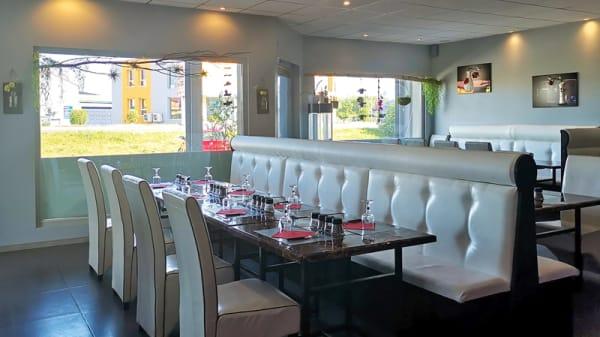 Salle du restaurant - ZHM Restaurant, Marly