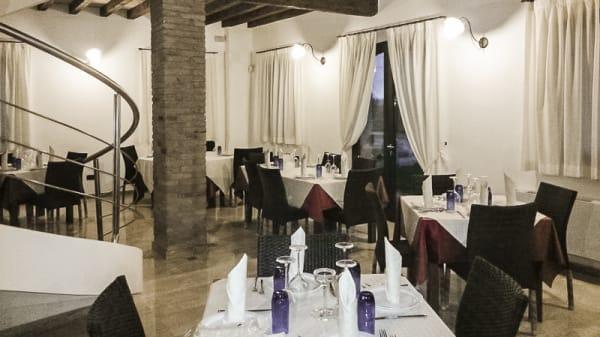 Sala interna - Trattoria La Vecchia Reggio, Reggio Emilia