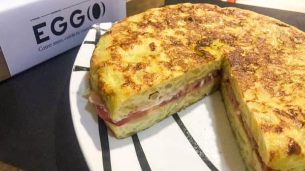Sugerencia del chef - EGGO - Mercado de Vallehermoso, Madrid