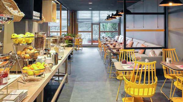 Notre restaurant - E-cone Restaurant - Mercure les Ulis, Les Ulis