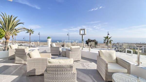 Vista terraza - Olivia's la Cala, Mijas