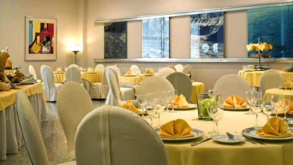 Vista sala - Myosotis c/o Hotel President, Lecce