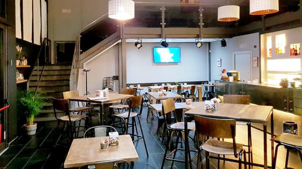 La sala - La Brasserie di Greco, Milano