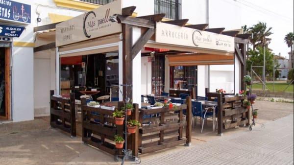 La terraza - Mis Paellas, Chiclana De La Frontera
