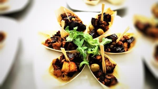 Suggerimento dello chef - Cristal Bistrot, Palermo