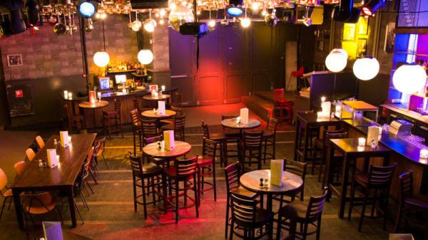 Restaurantzaal - Café Van Buren, Nijmegen