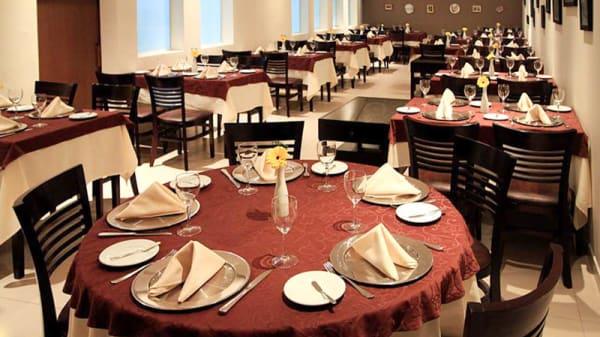 sala do restaurante - Mazza, Santo André
