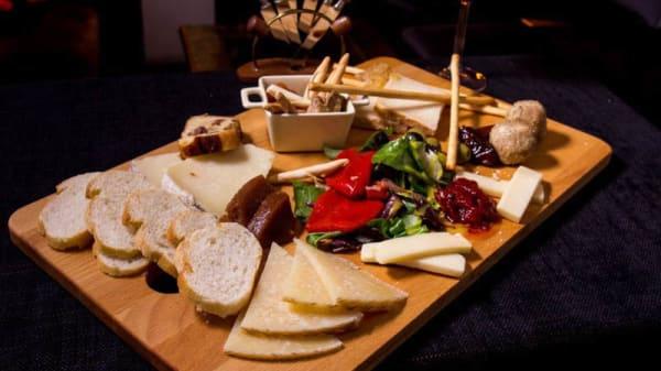 sugerencia del chef - Bricks GastroPub, Madrid