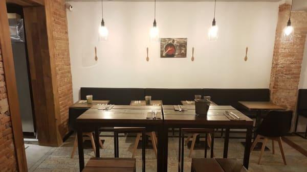 sala 1 - Tucco Real Food Eixample, Barcelona