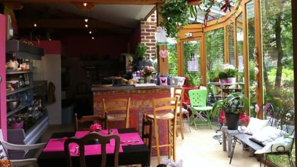 L'intérieur - Des merveilles dans la théière villeneuve, Villeneuve-d'Ascq