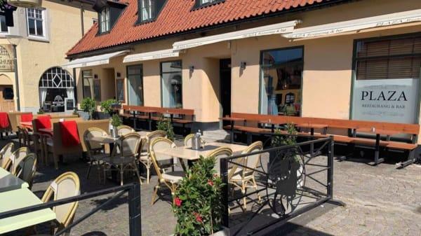 Solbadar - Plaza Visby, Visby