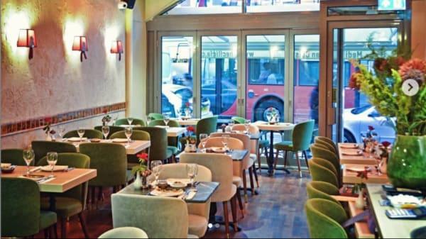 Cilicia Restaurant, London