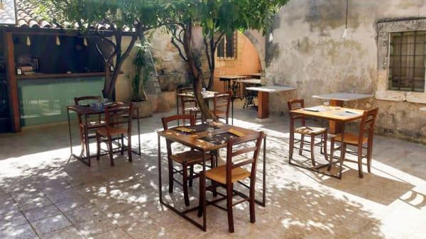Terrazza - L'Assiette Baroque, Noto
