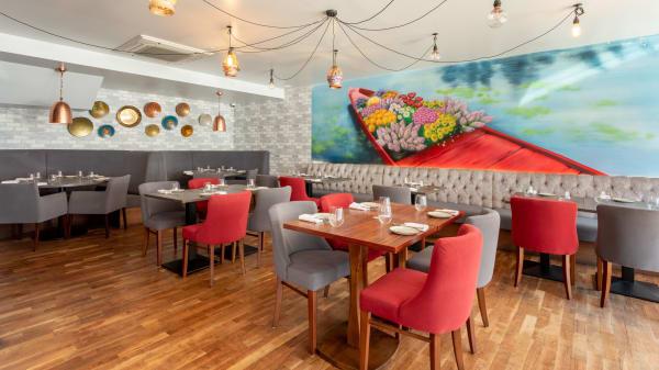 Kashmir Restaurant, London