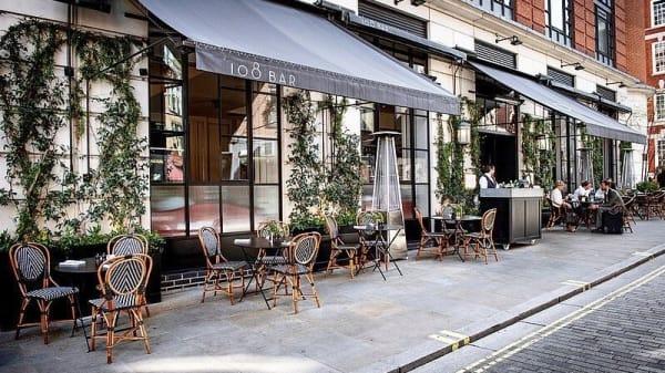 108 Brasserie, London