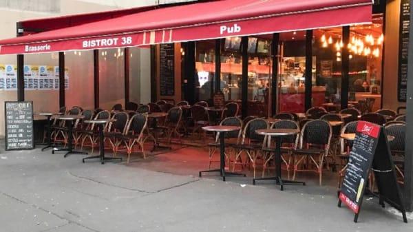 Bistrot 38 - Bistrot 38, Paris
