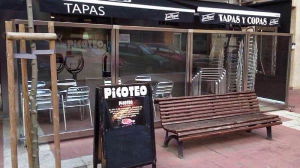 Vista entrada - Picoteo, Valladolid