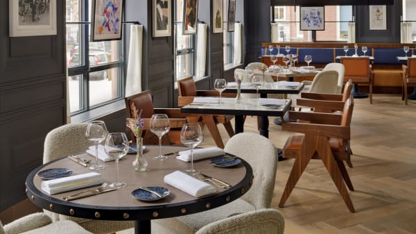 by NOA Resturant - by NOA, The Hague