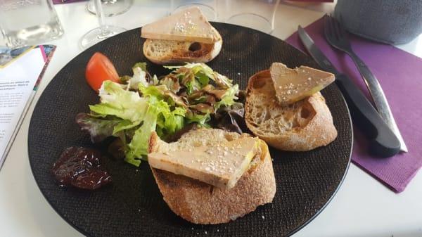 Suggestion de plat - Le Pistou, Angoulême