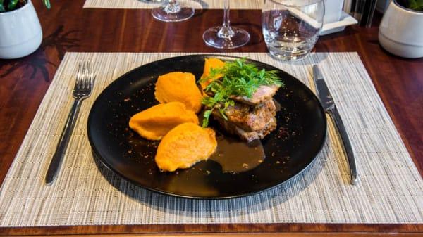 Suggestion du Chef - L'Amandine, Nantes