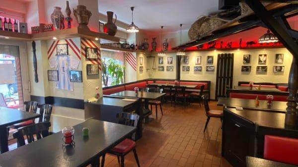 Innenansicht - Rosario Steakhaus, Berlin