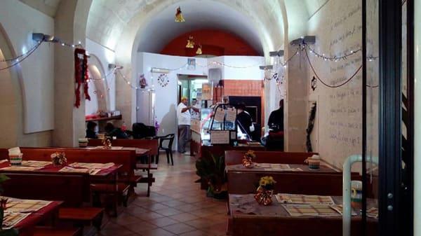 Vista sala - King Food, Ragusa