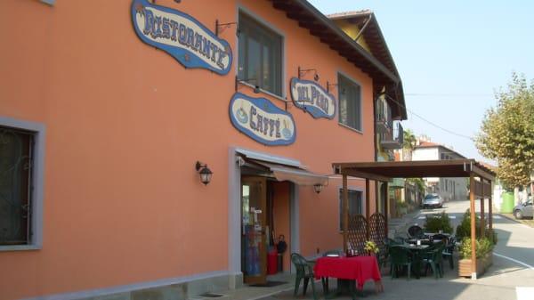 Facciata - Caffe Ristorante Del Peso, Camino