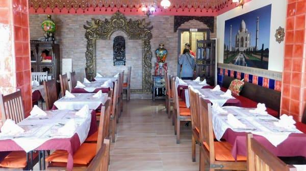 Sala del restaurante - Taste of India, Palma de Mallorca