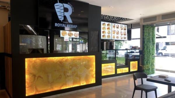 Interno - Royal Kebap Pizza Grill, Lissone
